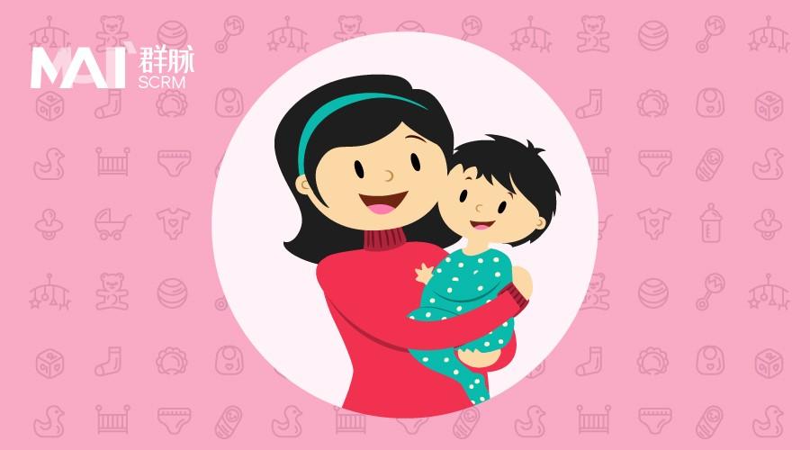 母婴门店导购帮助品牌链接客户